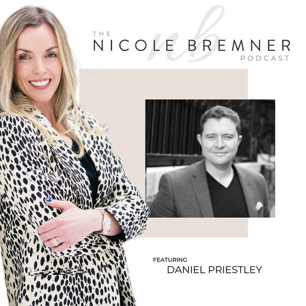 Daniel Priestley of Dent Global is a global mentor to thousands #27