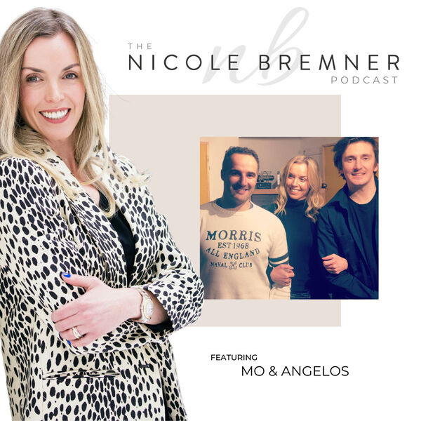 If you have a book within you, you should do it – Mo and Angelos of Your Success Podcast #42