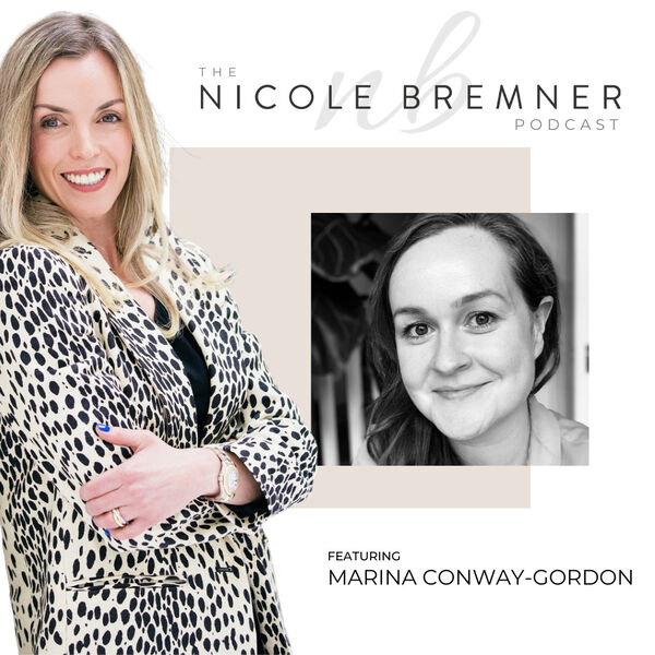 EP43: Marina Conway-Gordon – Creative Producer, The Real Life of Brands