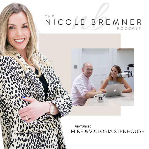 The property duo that is Mike & Victoria Stenhouse of Inside Property Investing #23