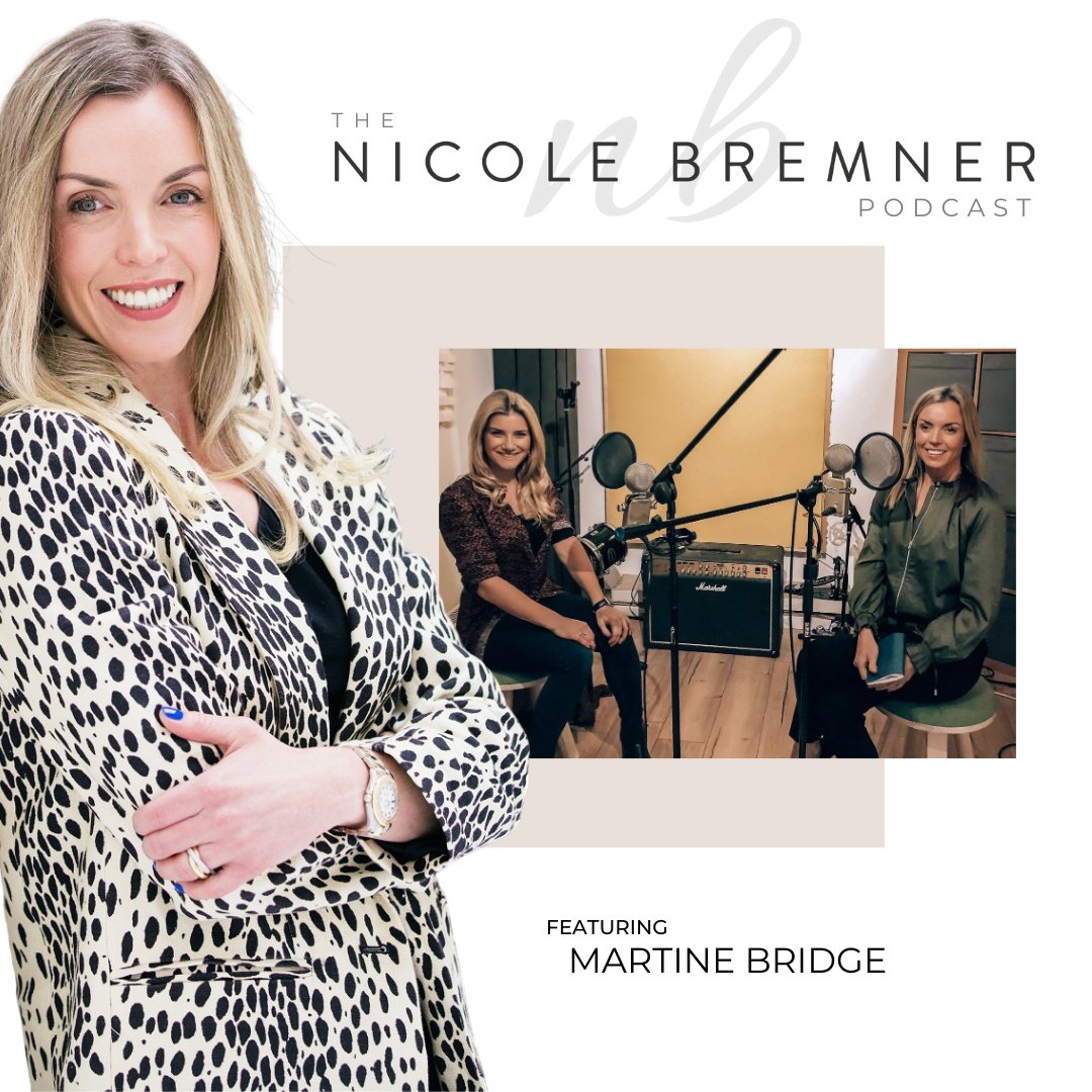 Creating impactful relationships in property with Martine Bridge founder of property PR firm #44
