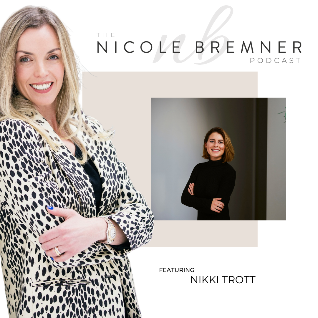 What does it mean to be a conscious entrepreneur? Transformation coach and branding expert Nikki Trott shares her experience #59