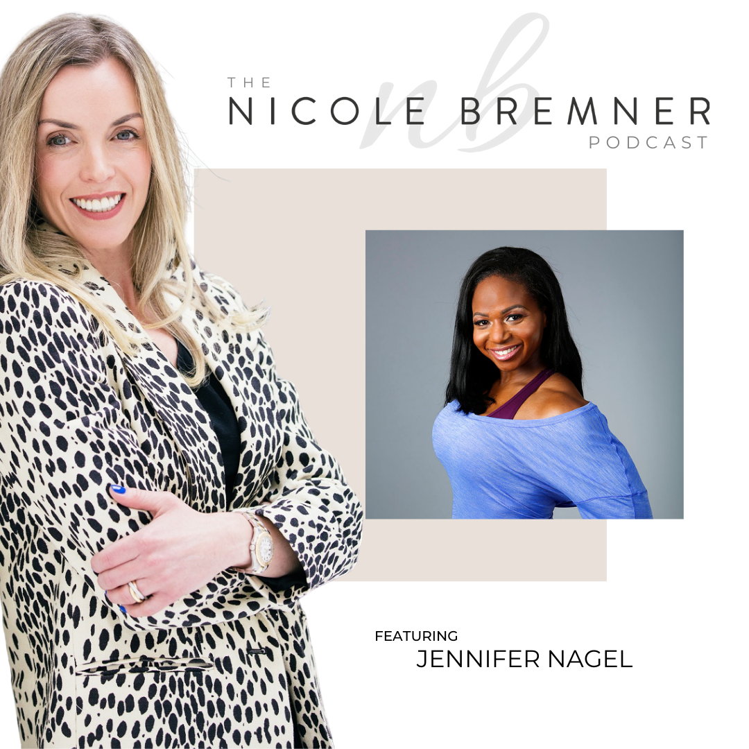 Transformation coach Jennifer Nagel talks about the importance of building a foundation of health #60