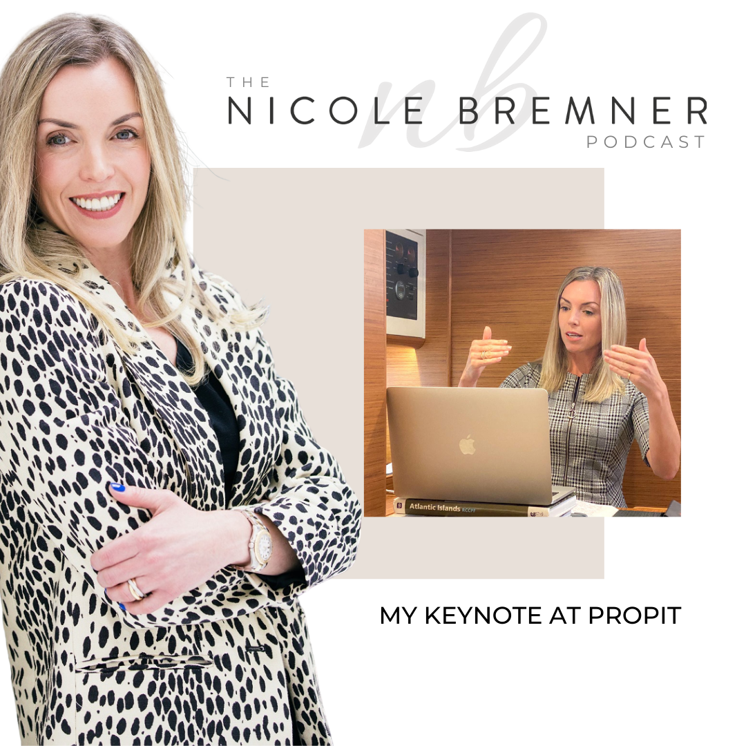 My keynote at PropIT on the importance of personal brand in scaling your business and attracting investment #63